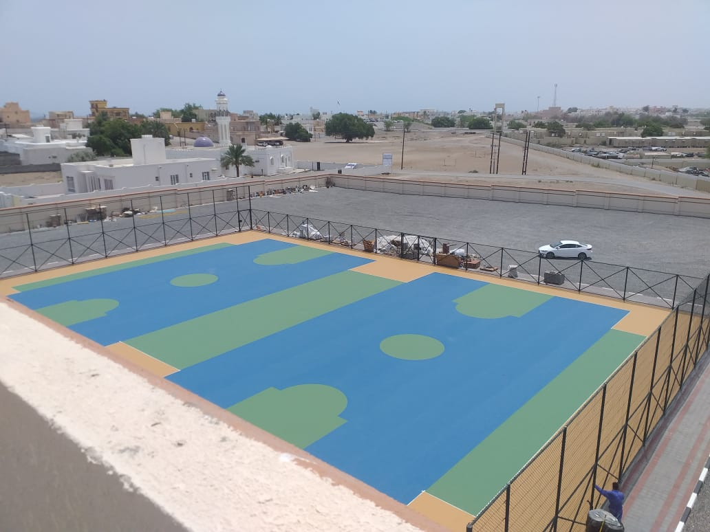 Recreational Facility for Royal Oman Police in Oman